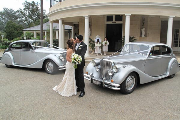 classic wedding car hire sydney