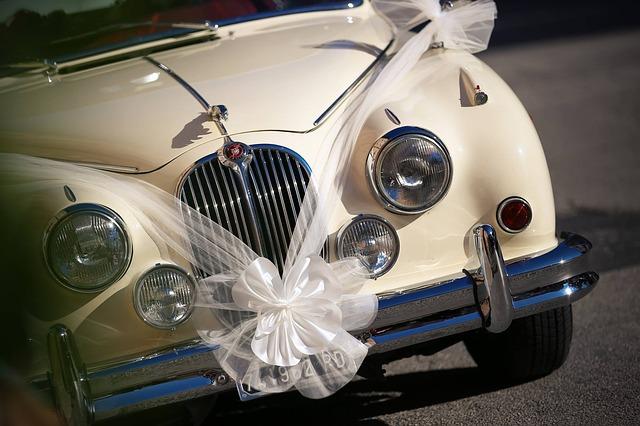 classic wedding cars Sydney