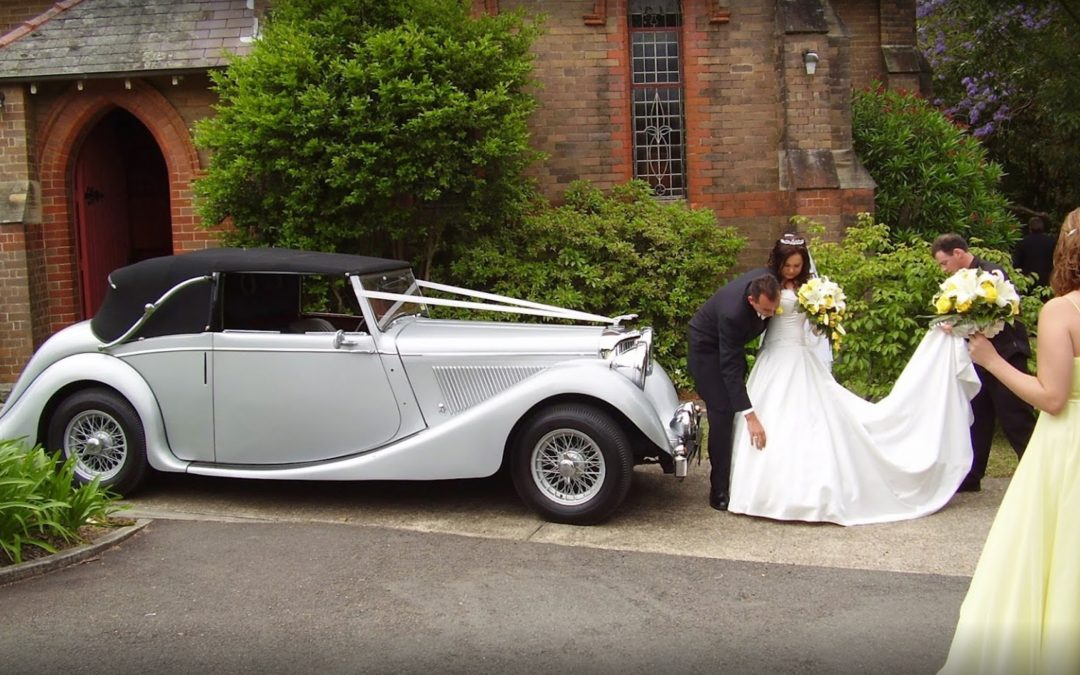 Jaguar Wedding Cars More Popular Than Ever After Royal Wedding
